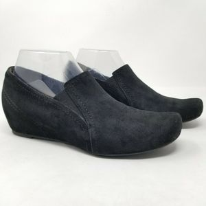 Suede Leather PAUL GREEN MUNCHEN Wedges Loafers